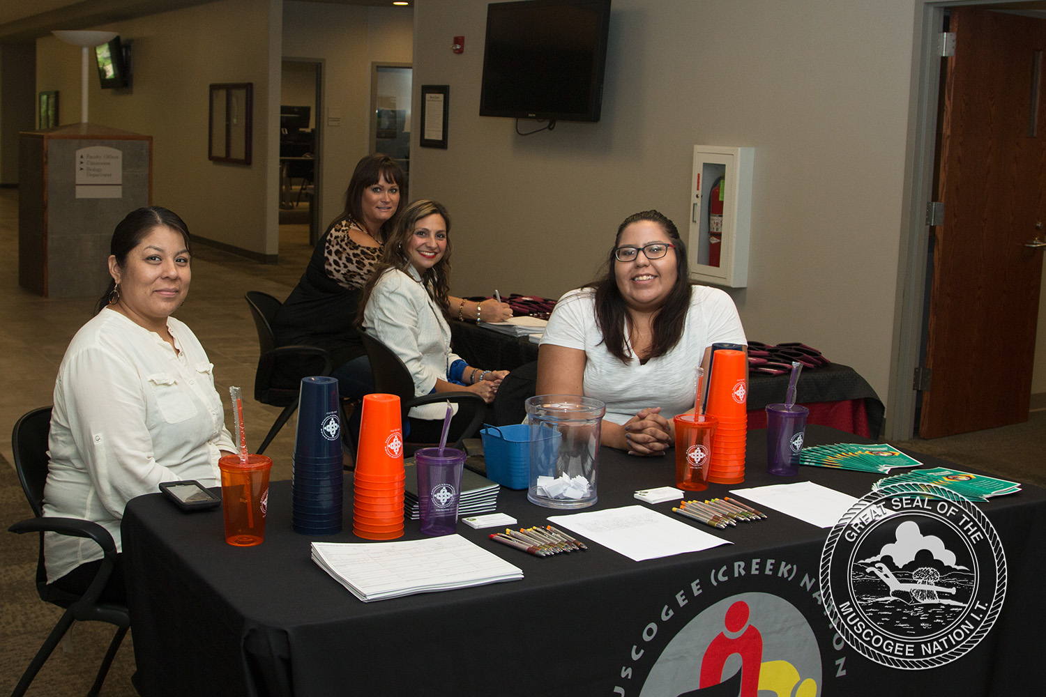 Muscogee (Creek) Nation partners with Dynamic Recruiting Specialists to find jobs with SeneGence International
