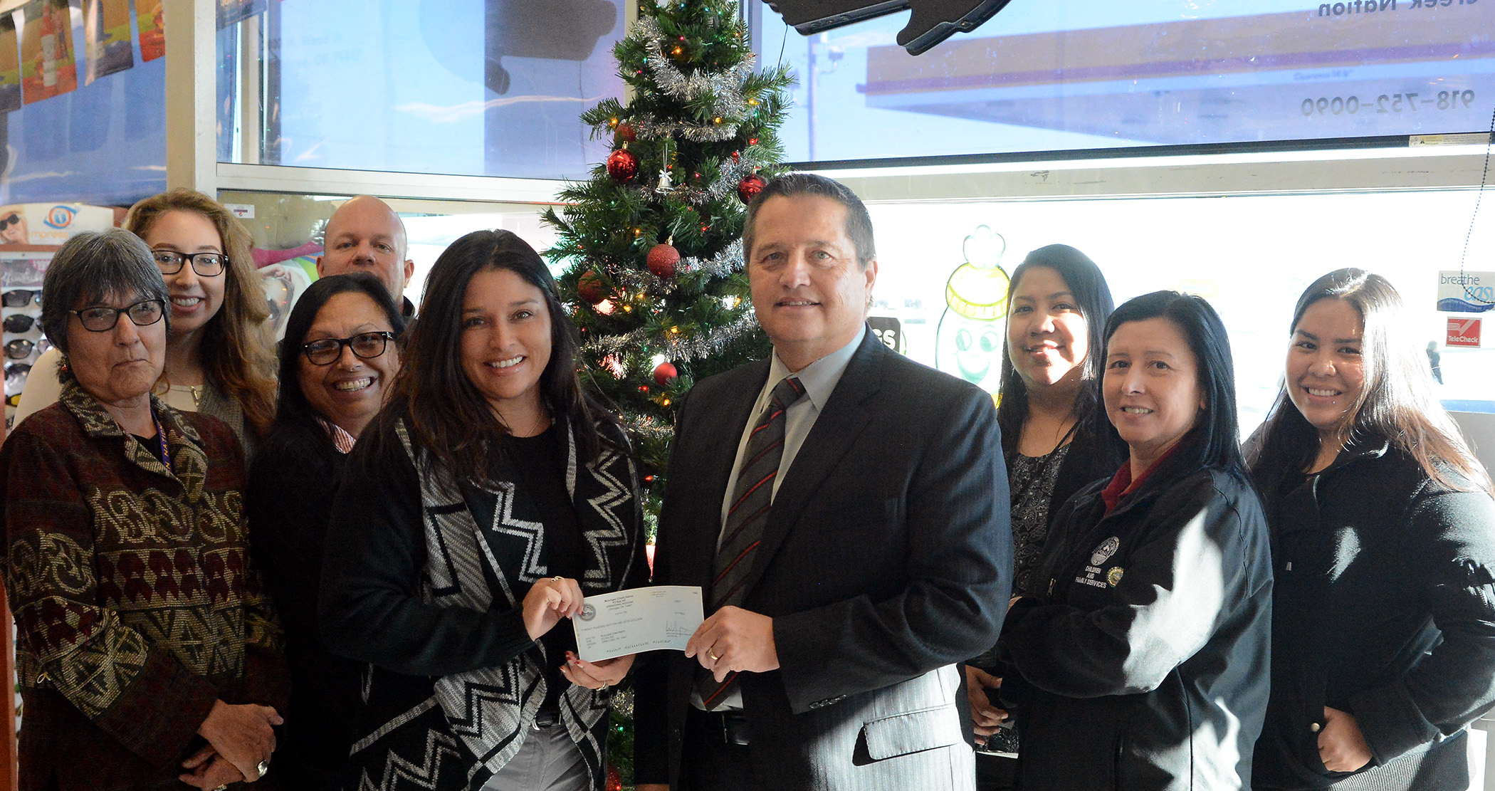MNBE continues annual donation to the Paper Butterfly Project