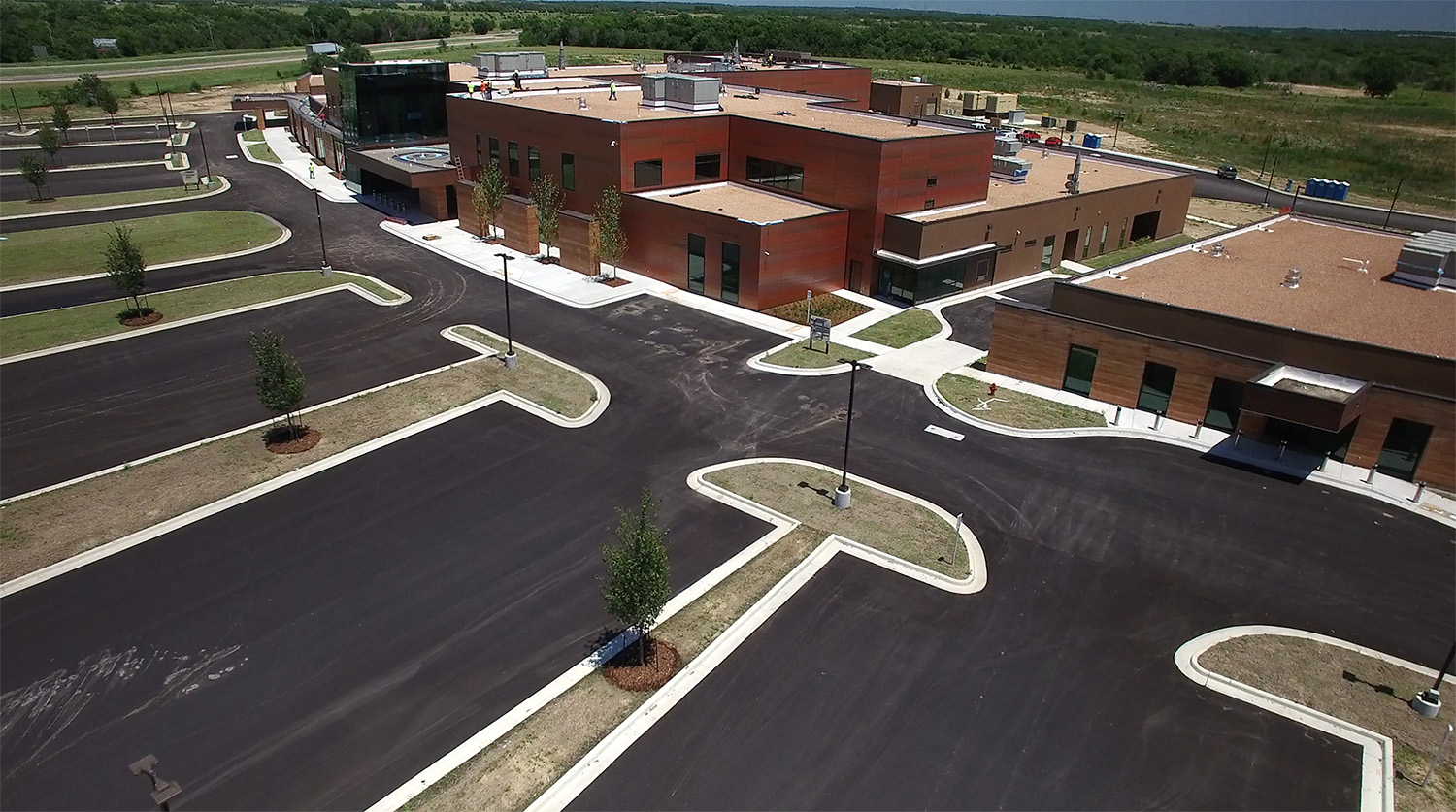 Muscogee (Creek) Nation Okemah Indian Health Center moving to new location at the new Creek Nation Community Hospital