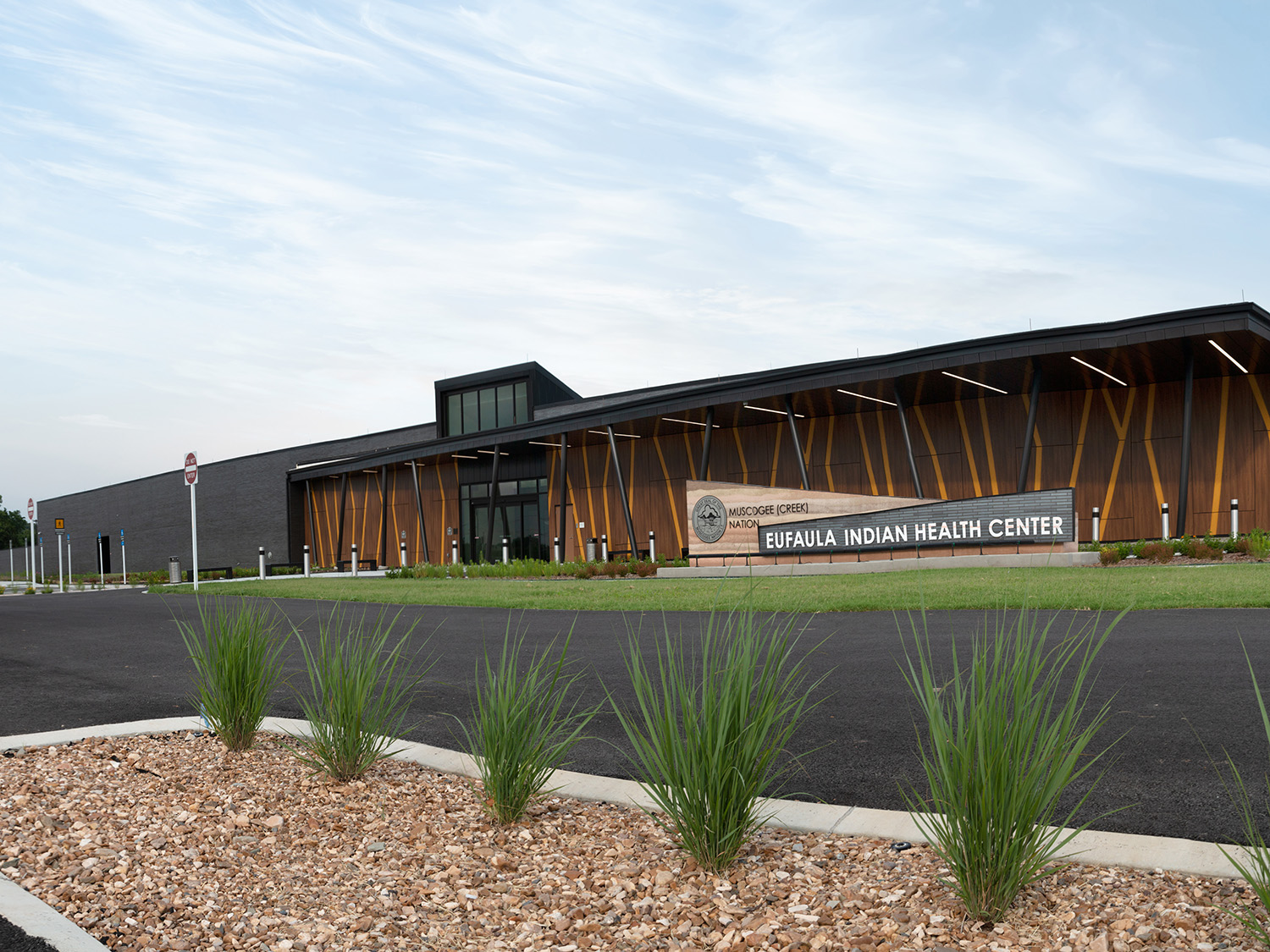 Muscogee (Creek) Nation's New Eufaula Indian Health Center Facility Opened its Doors Aug. 1