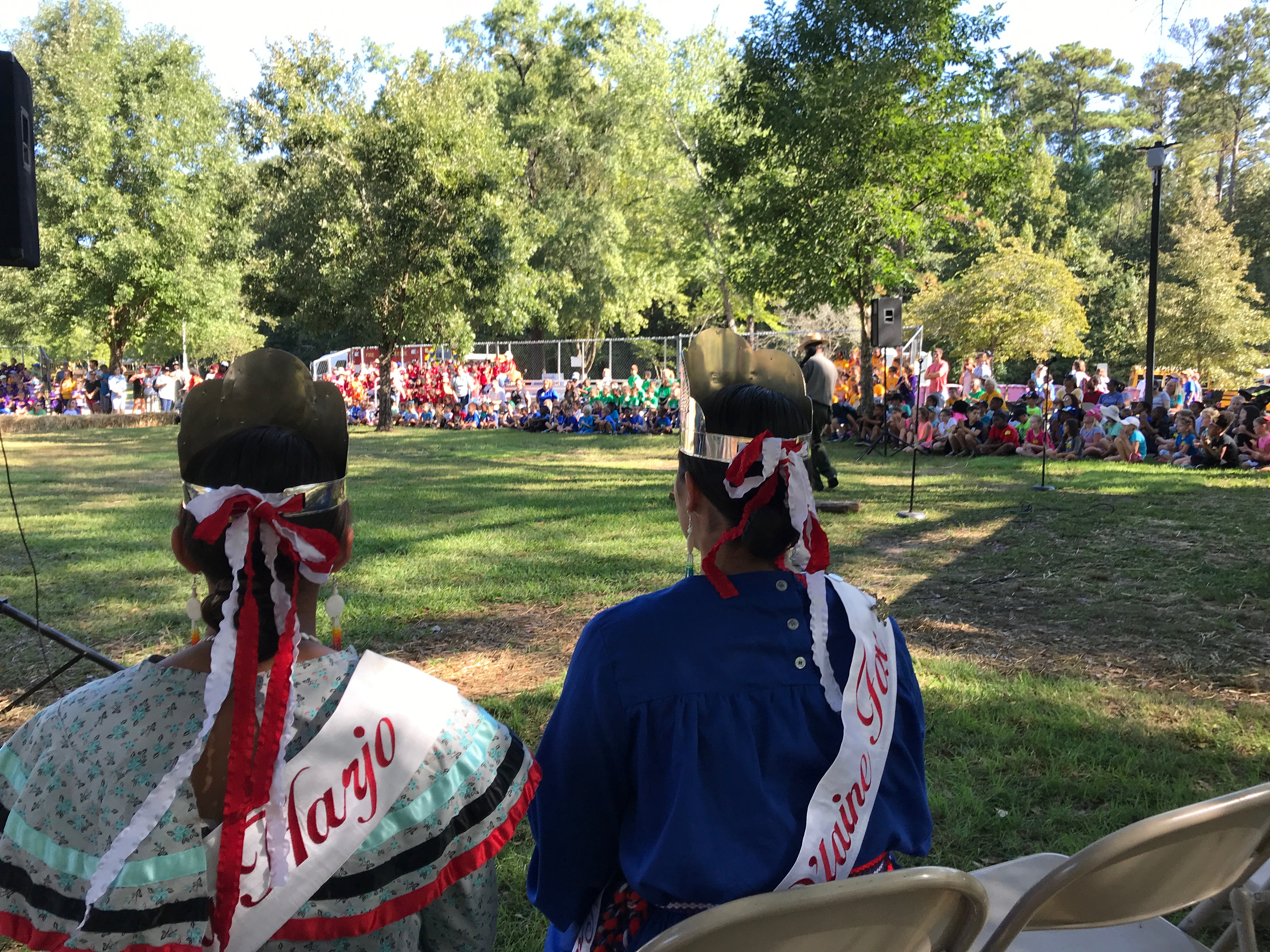 The Muscogee (Creek) Nation Royalty Report: Ocmulgee Indian Celebration