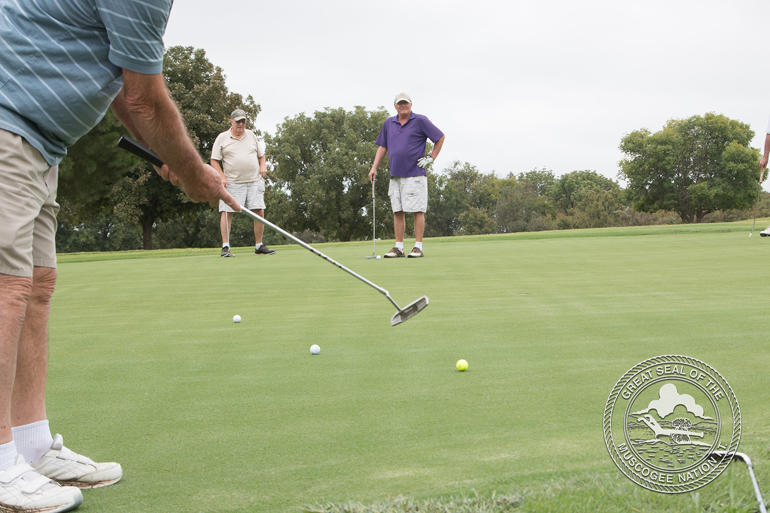 Fountainhead Creek Golf Course holds ribbon cutting for re-opening