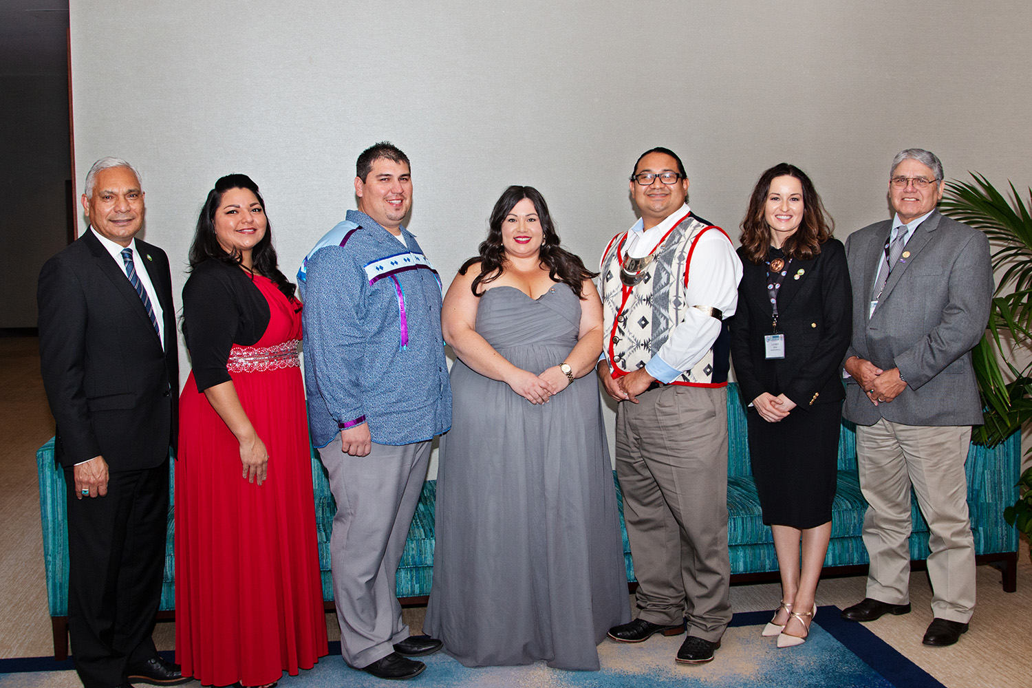 Five Muscogee (Creek) Citizens Honored for Native American 40 Under 40