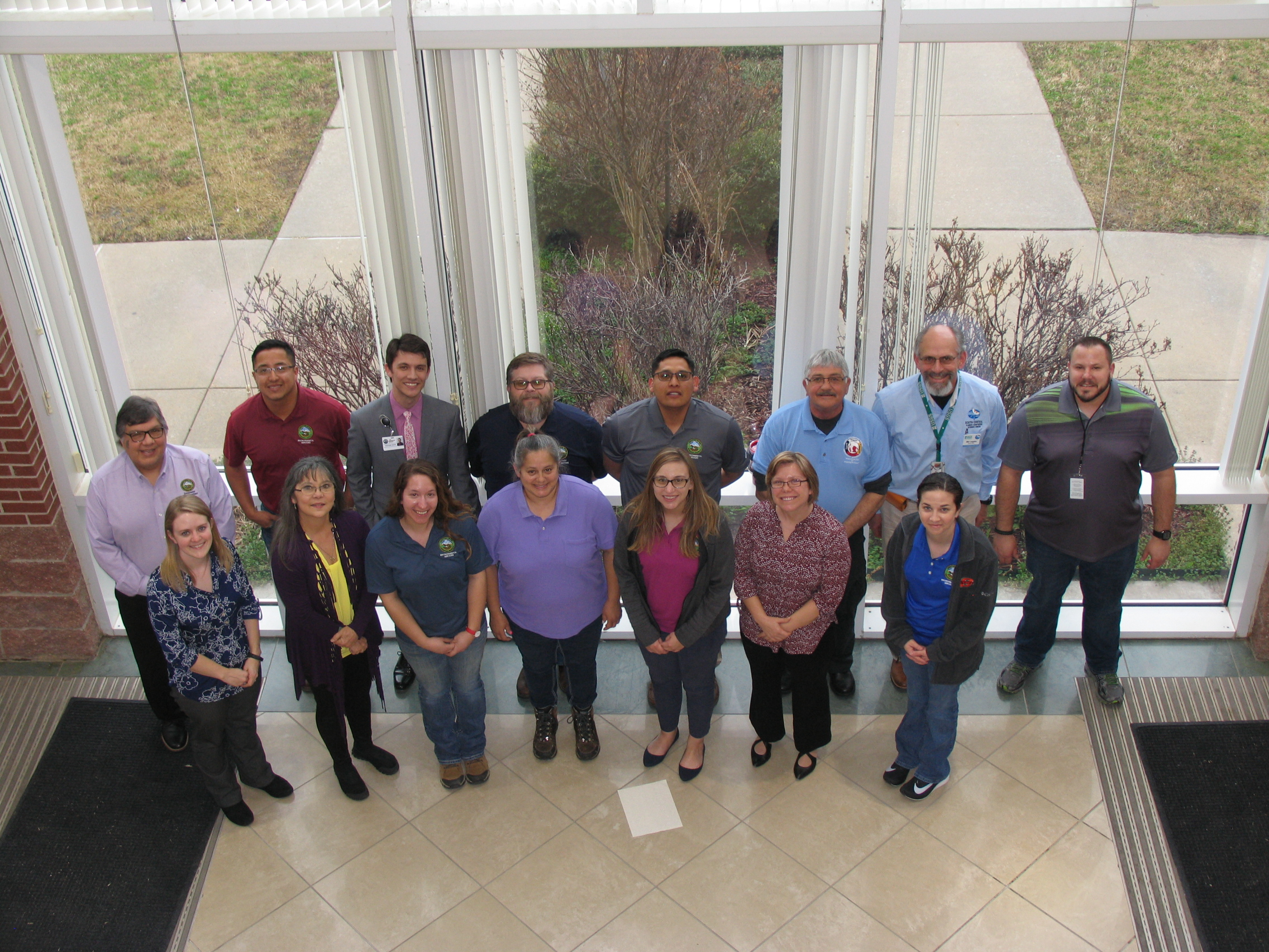 Muscogee (Creek) Nation Environmental Services Hosts Climate Training Workshop