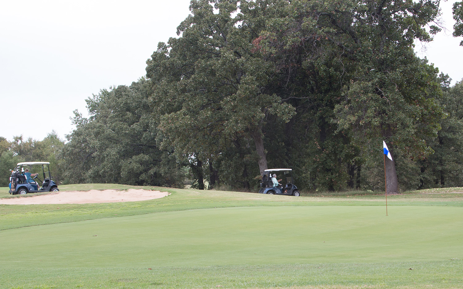 Muscogee (Creek) Nation Sees Successful Start for Fountainhead Creek Golf Course Reopening