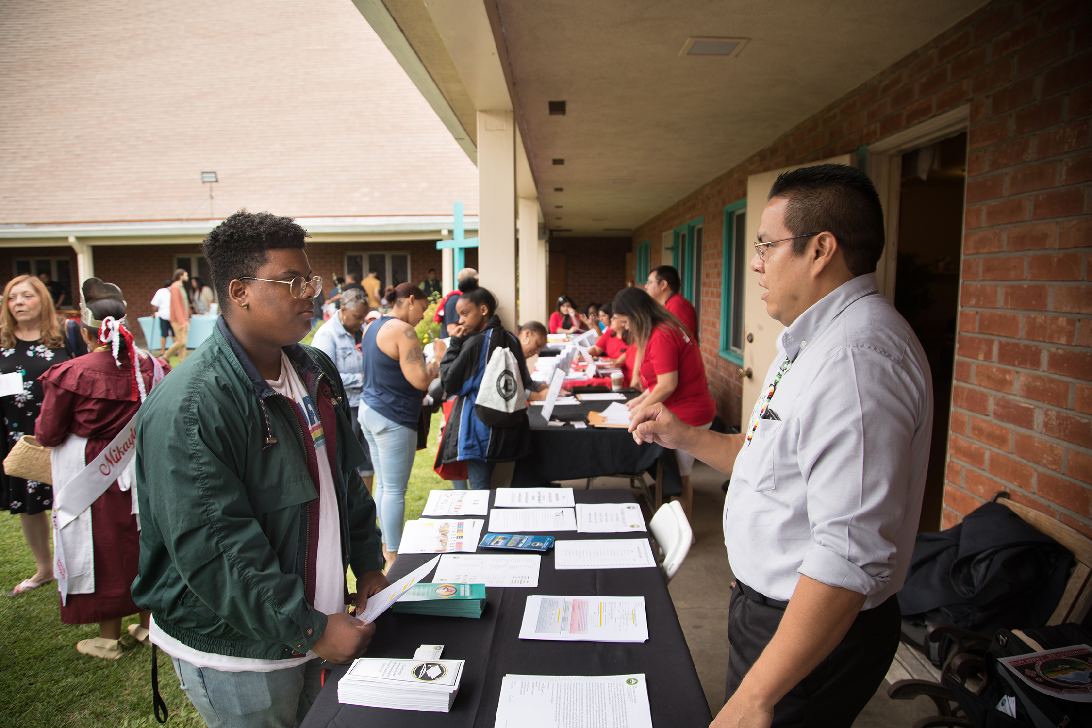 Muscogee (Creek) Nation welcomes California area citizens to annual gathering