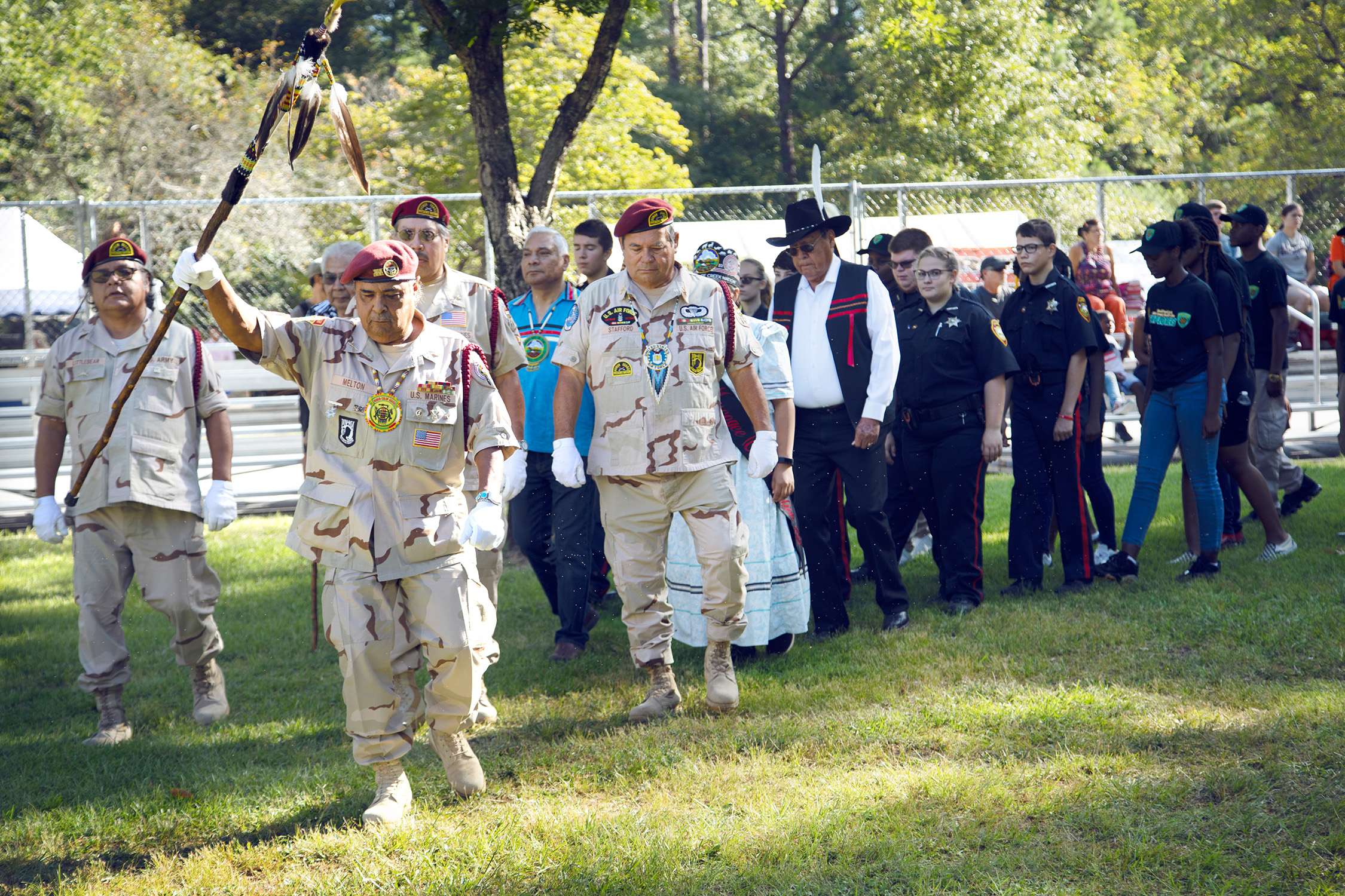 Muscogee (Creek) Nation returns to original homelands