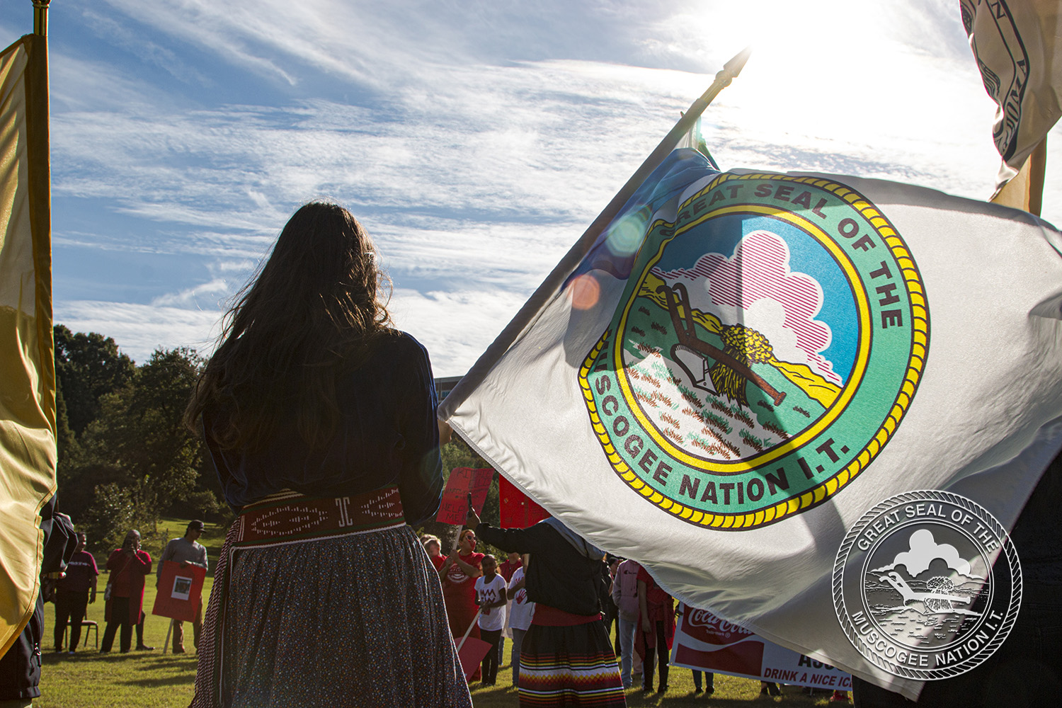 Municipalities celebrate historic partnership by honoring indigenous culture