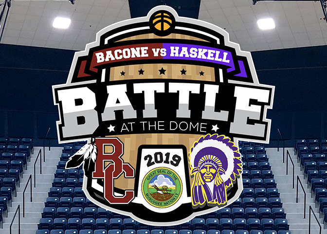 Battle of the Dome: Bacone vs Haskell