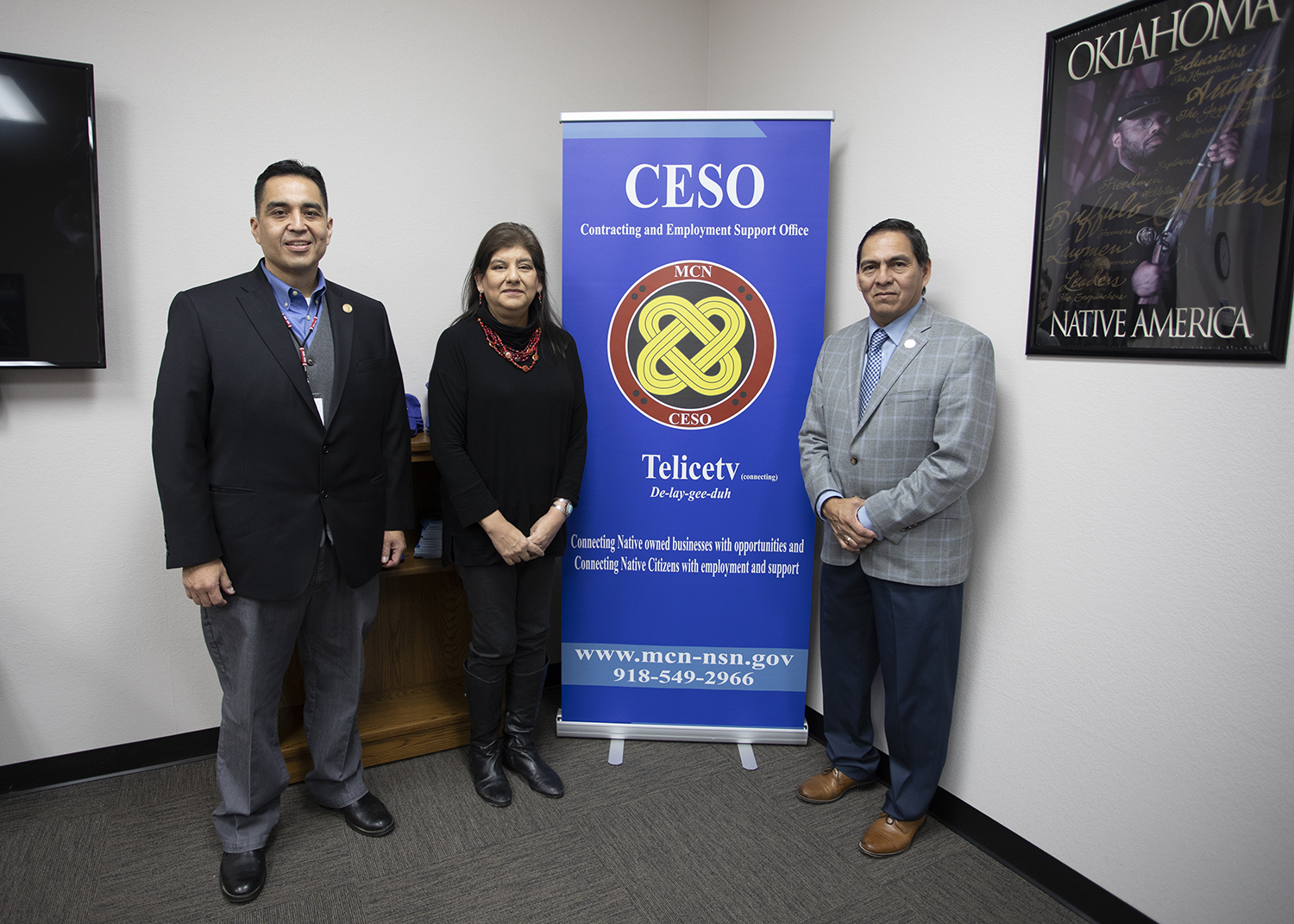 CESO holds open house for new location